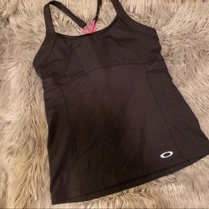 Oakley Athletic Workout Tank Top Size XL